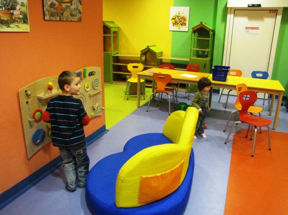 Kids In Prague Xxxl Lutz Furniture Store Indoor Playground And